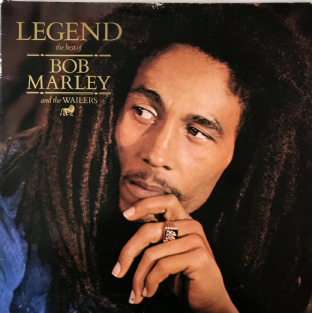 Bob Marley & The Wailers - Legend: The Best Of... (LP) (VG-/G+)